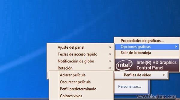 Configuracion HD4600