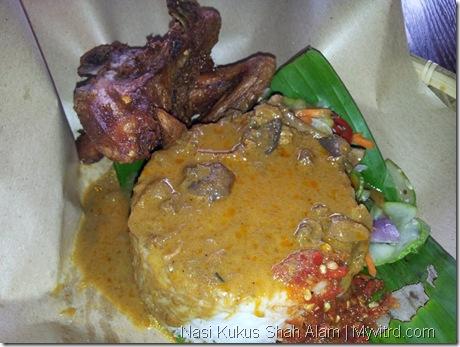 Nasi Kukus Shah Alam 5