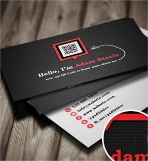 10 ejemplos de tarjetas de presentación con estilo flat deisgn y sus archivos editables para descargar