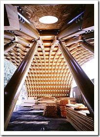PAPEL DOME - Osaka-cho, Gifu, Japão, 1998-2