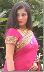 Kiranrathod-in saree