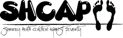 Surrey Heath Coalition Against Poverty Logo
