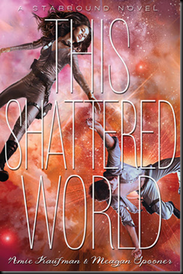 This Shattered World by Meagan Spooner