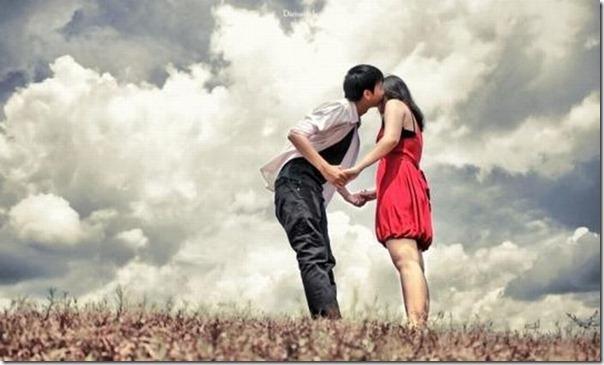 O amor em fotografias (7)