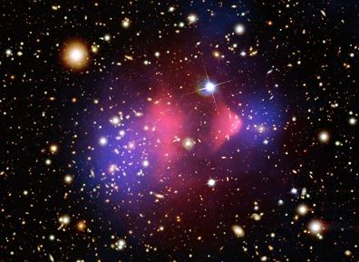 aglomerado de galáxias Bala