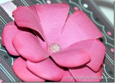 Cricut Flower