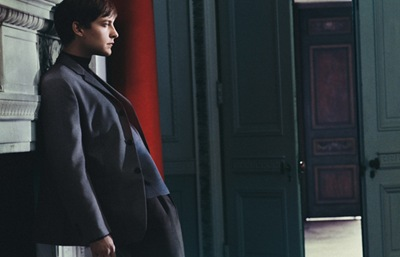 Tobey Maguire by David Sims for Prada F/W 2011-12