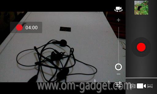 kamera lenovo p700i