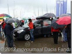 dacia fandag 2012 onthulling lodgy 25
