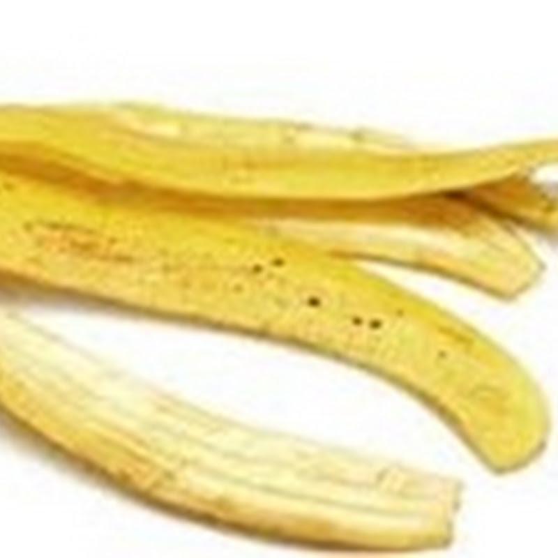 لن تصدق ما يمكن أن تفعله قشرة الموز لك