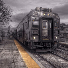 by Jeffrey Goodman - Transportation Trains