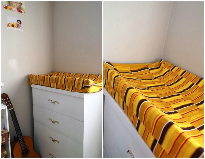 diaper change cover