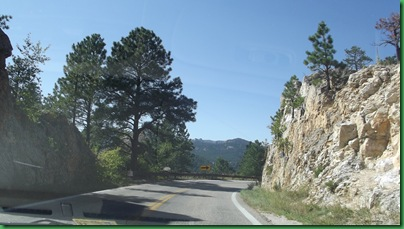 Driving the Custer Loop 044