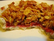 Honey Nut Cornflake Tart