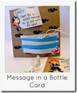Message in a Bottle Cards