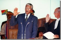 SAFRICA-MANDELA-SWEARING IN