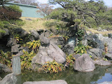 More stones in the Kiyosumi Teien Gardens