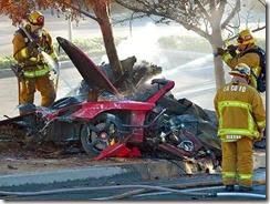Porshe Carrera GT Merenggut Nyawa Paul Walker dalam Kecelakaan Tunggal (2)