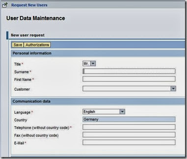 How to create S-user ID in SAP Marketplace