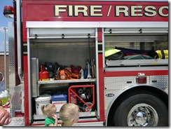Fire Station and Homeschooling 100
