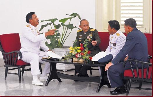 KSAD Duga Oknum TNI Terlibat Kasus Lapas Cebongan