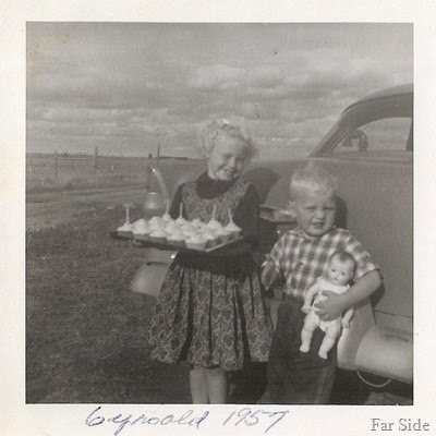 1957 My Birthday