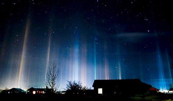 pilares luz