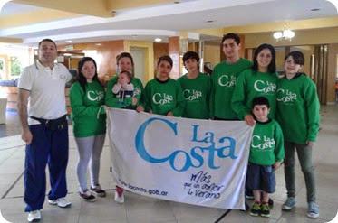 Al Torneo Nacional disputado en Mendoza viajó una delegación de la Escuela Municipal de Taekwondo