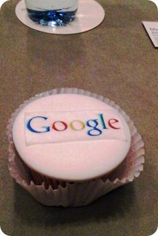 CAMP 2012 Google Cupcake - miguelhiga7