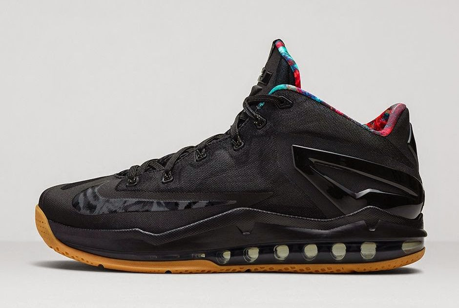 ... Release Reminder Nike LeBron 11 Low 8220Acid Lion8221 ...