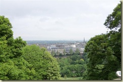Edinburgh from the Castle (Small)