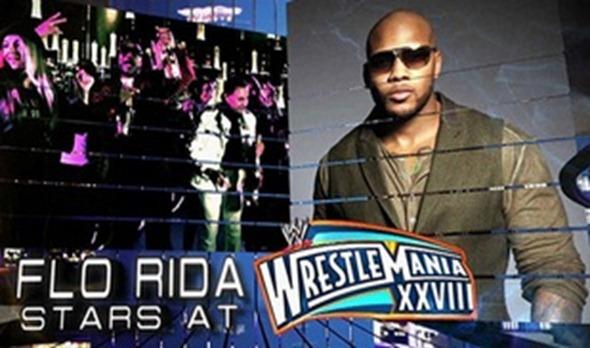Flo Rida estará en WrestleMania XVIII