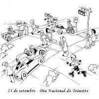 dia do transito atividades desenhos colorir335.jpg