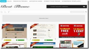 top 20 free blogger templates sites 07 Best Theme