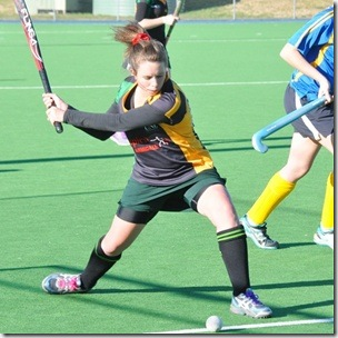 Kate Frizell northern uni games