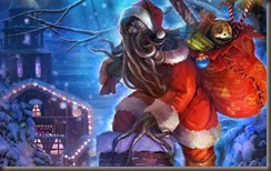 Cthulu Santa