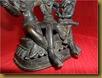 Patung Siwa Hapsari Ganesha - kaki