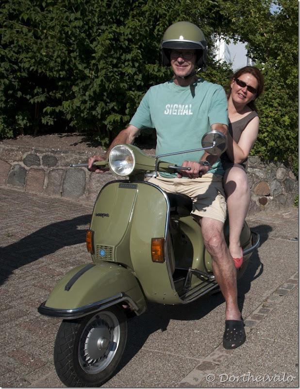 påsscooter