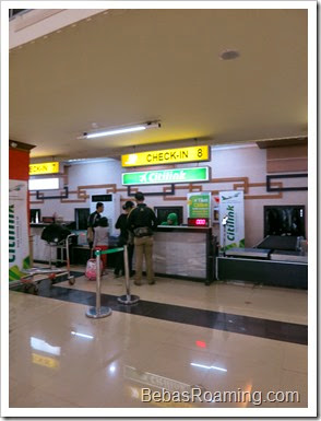 Check In Desk Citilink