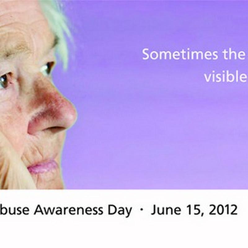 Día Internacional de la Toma de Conciencia del Abuso y Maltrato en la Vejez