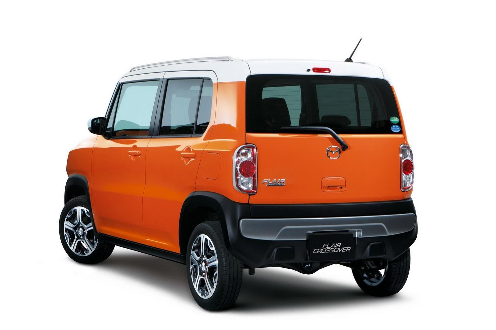 2014 - [Mazda/Suzuki] Flair Crossover / Hustler Mazda-Flair-Crossover-2%25255B3%25255D