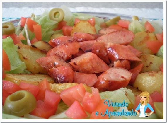Comidinhas do dia a dia_Linguiça de frango