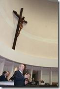 Crucifixo em reparticao publica