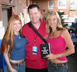 David Copeland With Playboy Tvs Heather Grannath And Juli Ashton