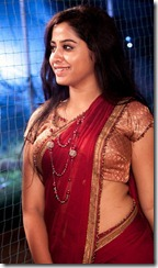 swathi_deekshith_cute_in_saree_photo