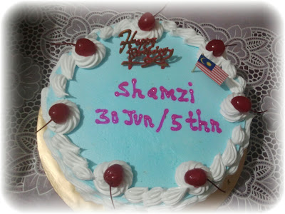 Hepi Birthday - Shamzi !