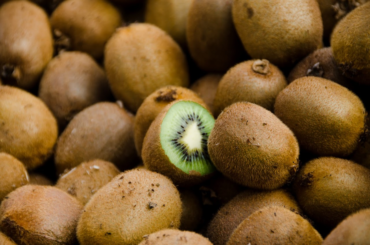 Kiwis at Dolac market