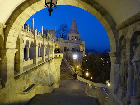 Obiective turistice Budapesta: Bastionul Pescarilor