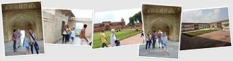 Ver Fuerte Rojo de Agra