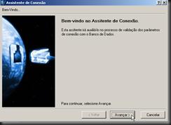 dbAcces : Assistententes : Assistente de Conexão